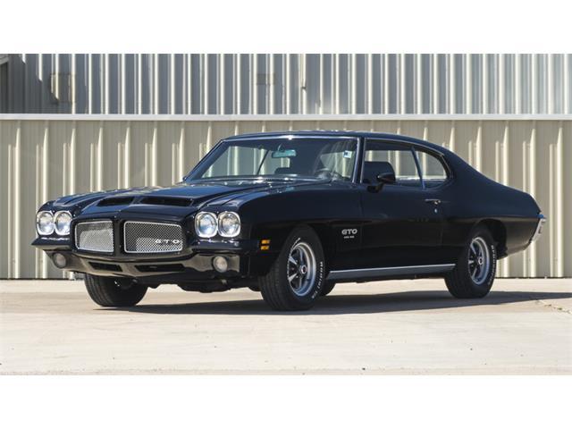 1971 Pontiac GTO | 911496