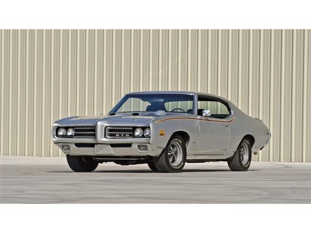 1969 Pontiac GTO (The Judge) | 911497