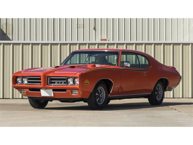 1969 Pontiac GTO (The Judge) | 911499