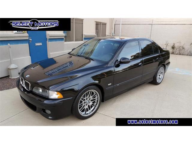 2000 BMW 5 Series | 911501
