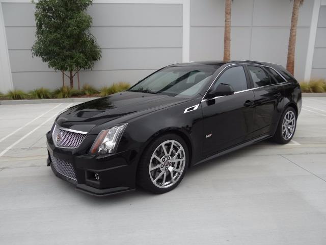 2012 Cadillac CTSV Wagon | 911505
