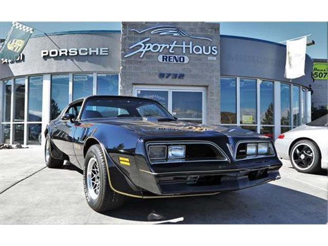 1978 Pontiac Firebird Trans Am | 910152