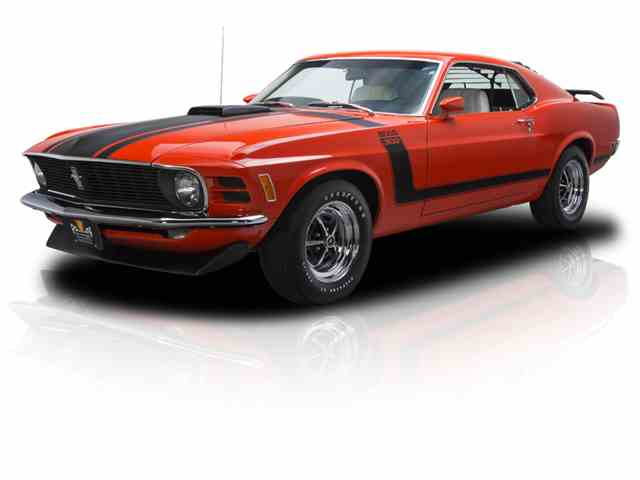 1970 Ford Mustang | 911539