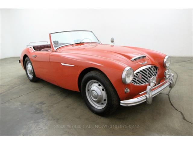 1960 Austin-Healey BT7 | 911546