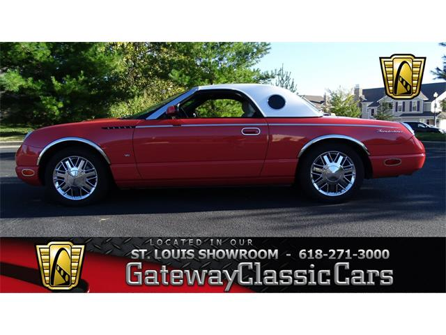2003 Ford Thunderbird | 911560