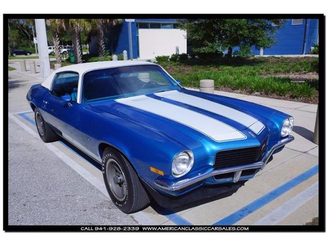 1970 Chevrolet Camaro | 911572