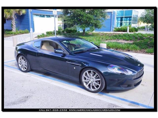 2005 Aston Martin DB9 | 911574