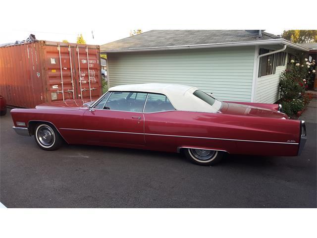 1967 Cadillac DeVille | 911575