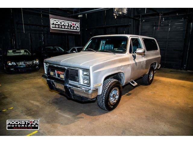 1985 GMC Jimmy C/K 1500 | 911587