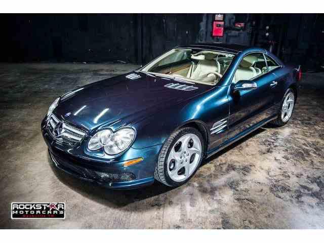 2005 Mercedes-Benz SL-Class | 911588
