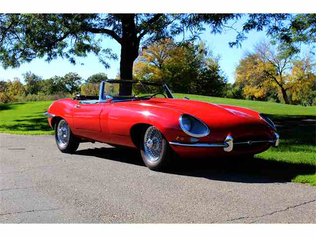 1967 Jaguar XKE | 911606