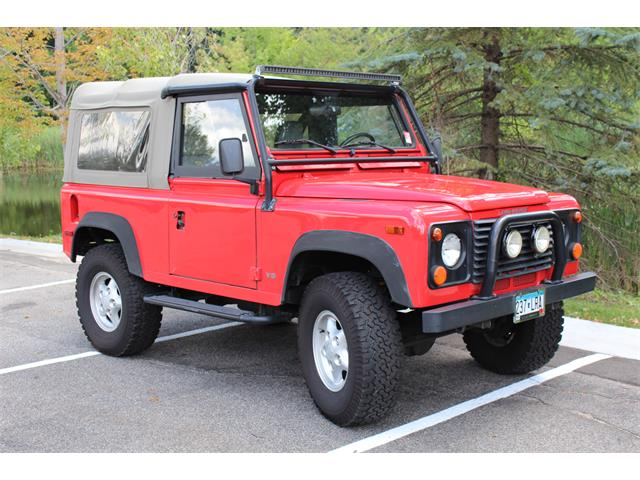 1997 Land Rover Defender | 911607