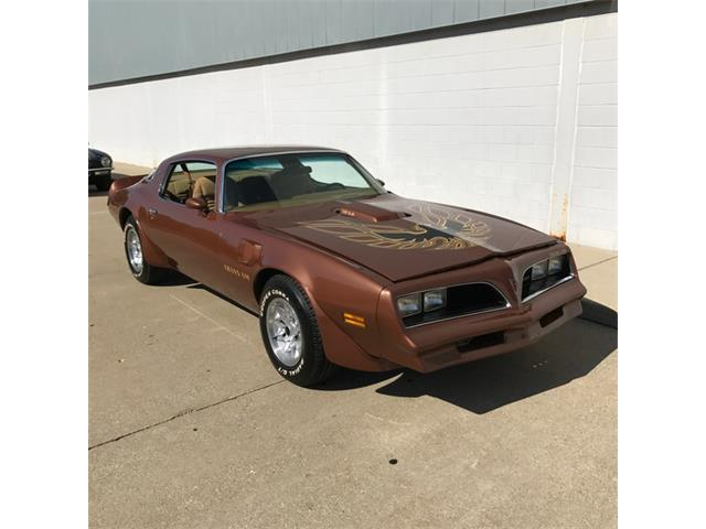 1978 Pontiac Firebird Trans Am | 911610
