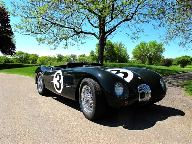 1951 Jaguar C-Type | 911611