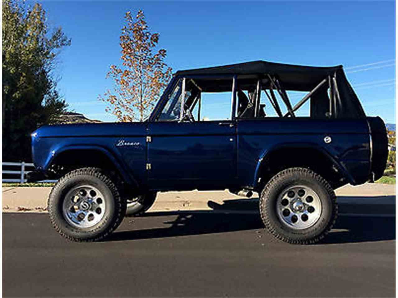 1966 Ford Bronco for Sale - CC-911616