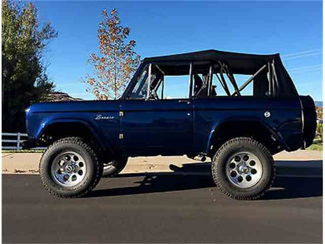1966 Ford Bronco | 911616