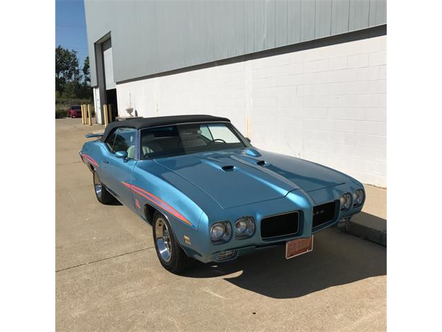 1971 Pontiac LeMans | 911632