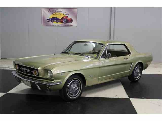 1965 Ford Mustang | 911634