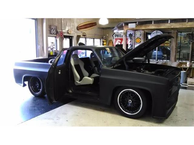 1983 Chevrolet C/K 10 | 911644
