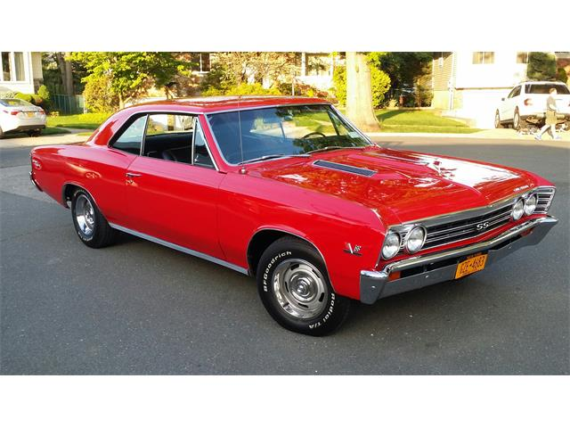 1967 Chevrolet Chevelle SS | 911647