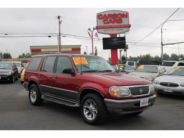 1997 Mercury Mountaineer | 911651