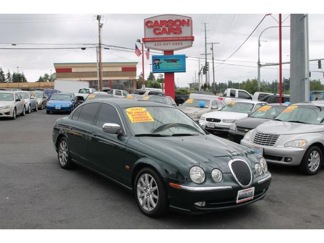 2001 Jaguar S-Type | 911655