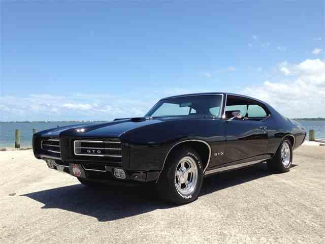 1969 Pontiac GTO | 911658