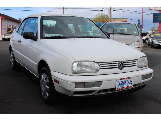 1997 Volkswagen Cabriolet | 911662