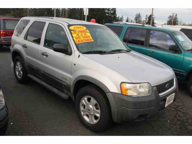 2002 Ford Escape | 911664