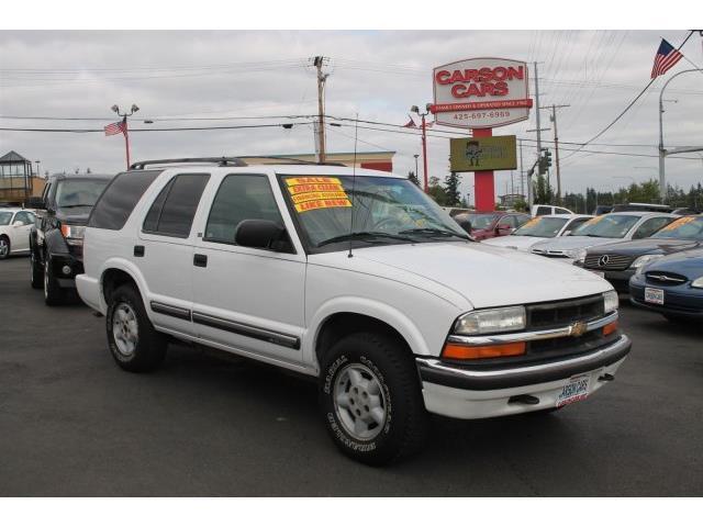2000 Chevrolet Blazer | 911668