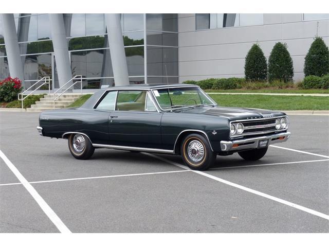 1965 Chevrolet Malibu SS | 910167