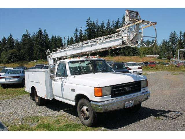 1987 FORD COMMERCIAL F350 BOOM LIFT | 911681