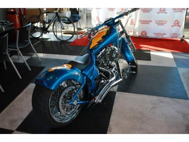 2007 Harley-Davidson Softail   911687
