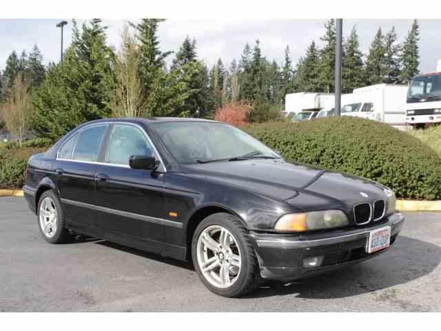 2000 BMW 5 Series | 911689