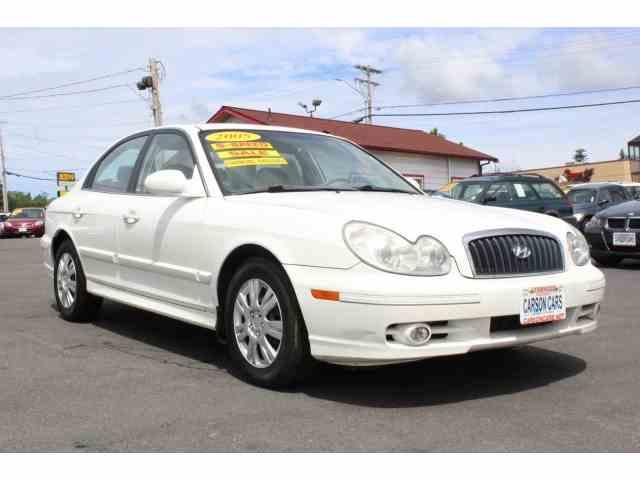 2005 Hyundai Sonata | 911694