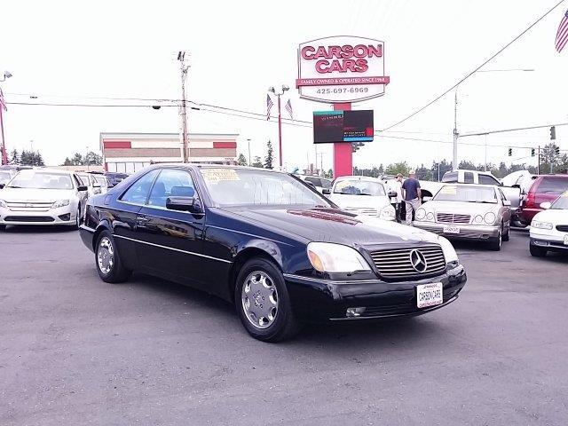 1996 Mercedes-Benz S Class S500 | 911705