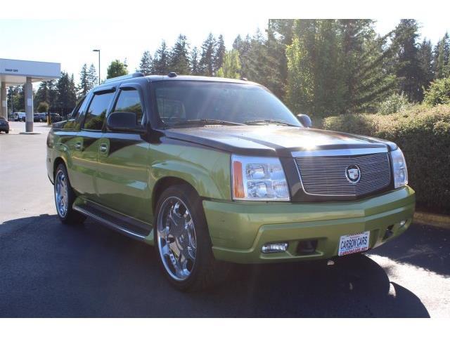 2004 Cadillac Escalade | 911708