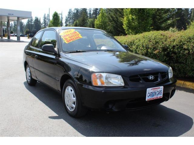 2001 Hyundai Accent | 911712