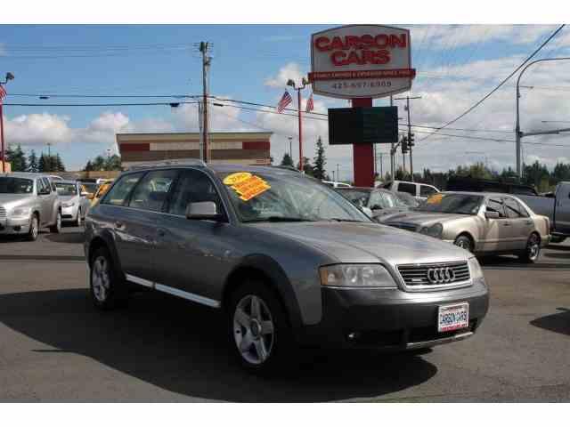 2003 Audi Wagon | 911713