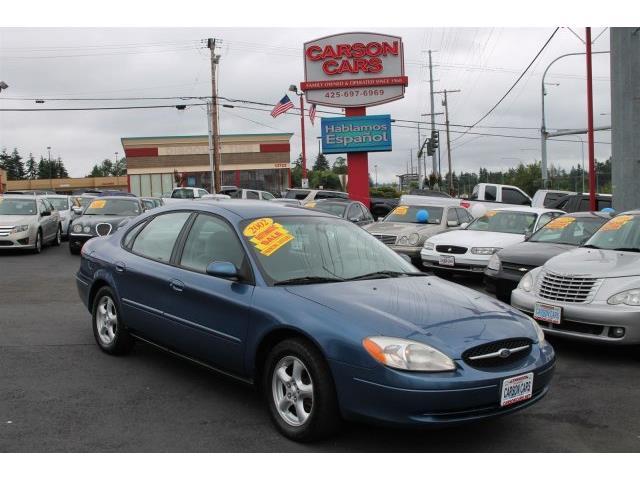 2002 Ford Taurus | 911718