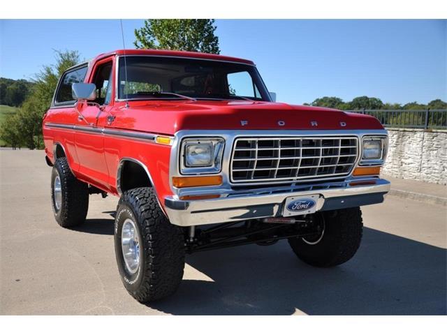 1979 Ford Bronco Ranger XLT 4x4 | 910172