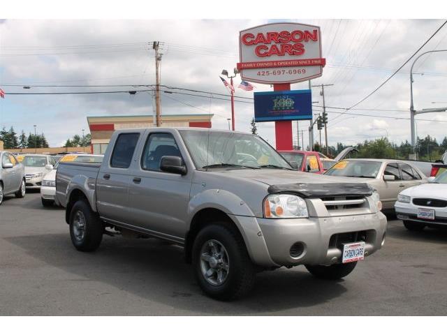 2004 Nissan Frontier | 911720