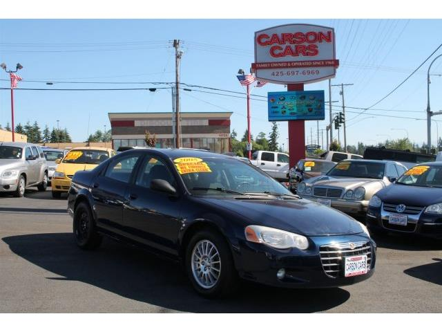 2005 Chrysler Sebring | 911721