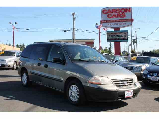 1999 Ford Windstar | 911727