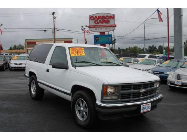 1997 Chevrolet Tahoe | 911734