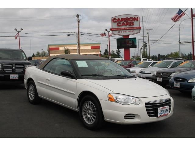 2004 Chrysler Sebring | 911742