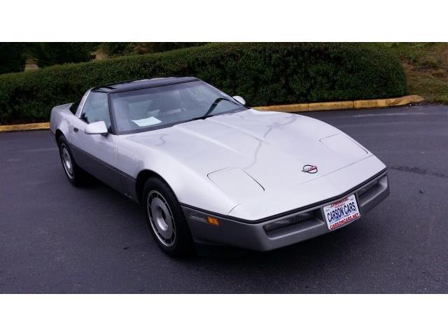 1985 Chevrolet Corvette | 911746