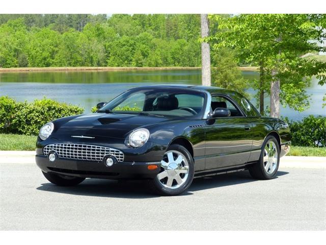 2002 Ford Thunderbird   910176