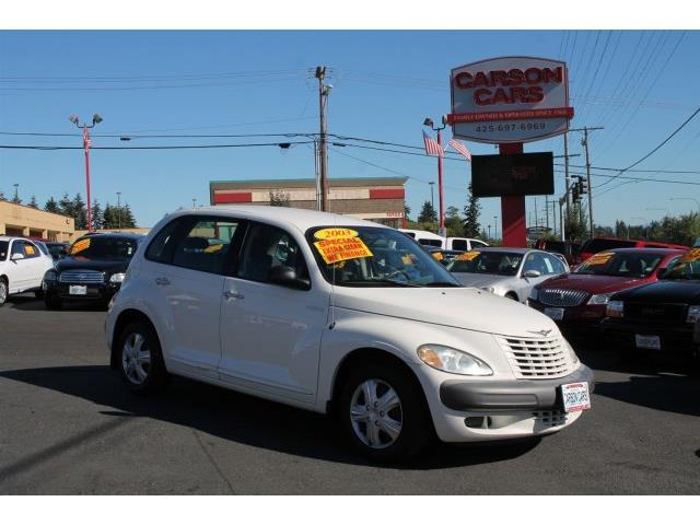 2003 Chrysler PT Cruiser | 911762