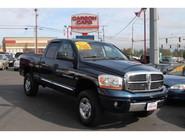 2006 Dodge Ram 2500 | 911782